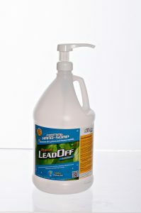 One Gallon LeadOff Foaming Soap Hand, Hair, and Body wash.