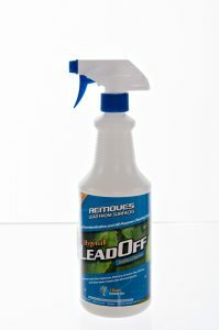 Hygenall LeadOff 1 Quart Spray Bottle