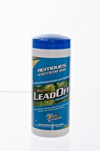 Hygenall LeadOff 45 Wipe Canister. Best Seller.